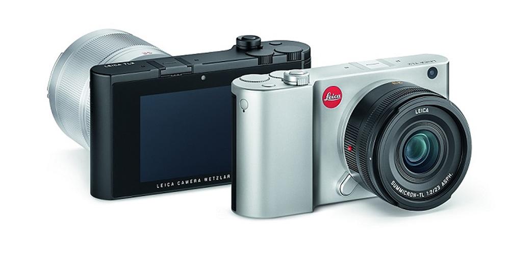 Leica TL2 mit 24 Megapixel-APS-C-Sensor vorgestellt