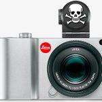 Achtung! Leica TL2 nicht mit Visoflex-Sucher verwenden!