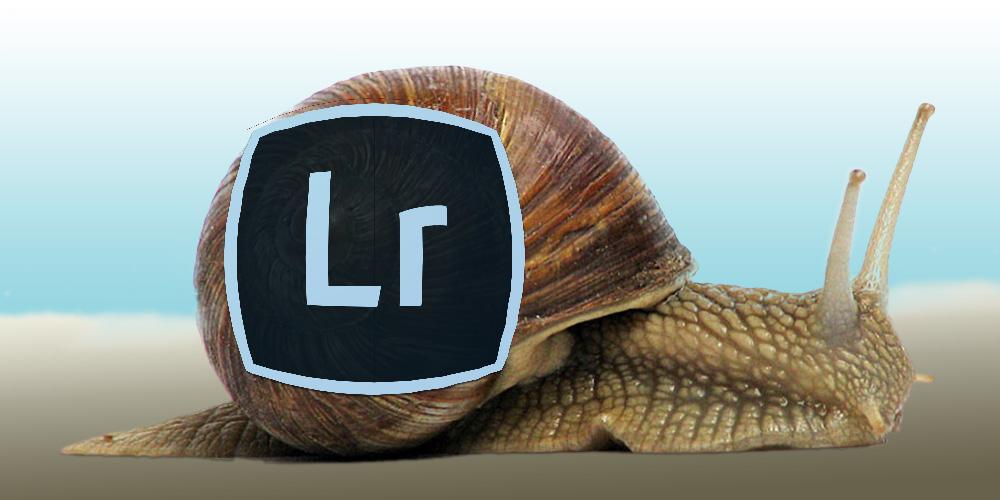 Adobe bekennt: Lightroom könnte schneller sein