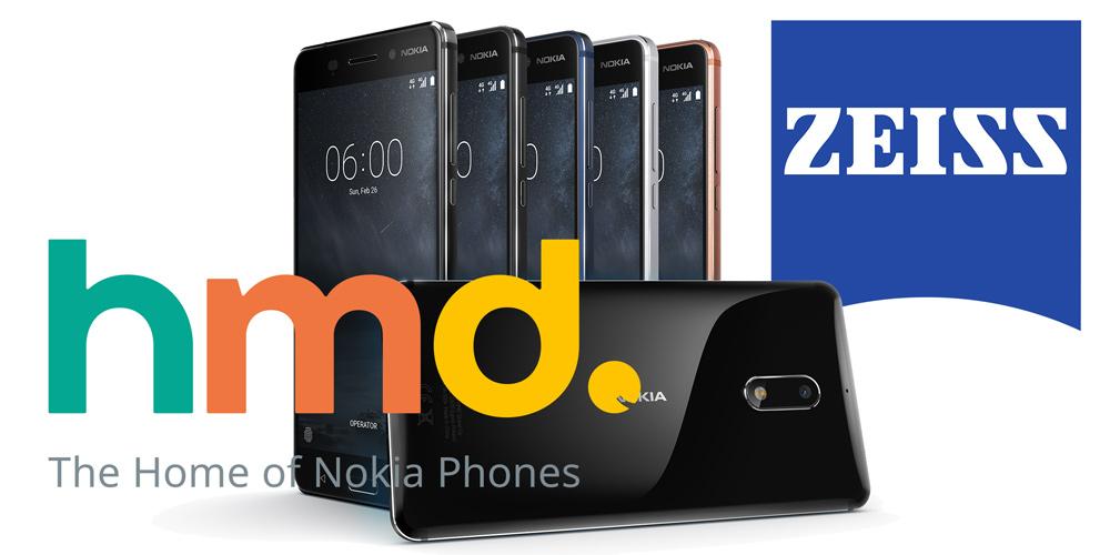 Zeiss Optik für Nokia Smartphones