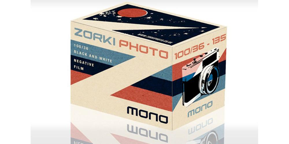 Zorki Photo bringt Schwarzweißfilm Mono