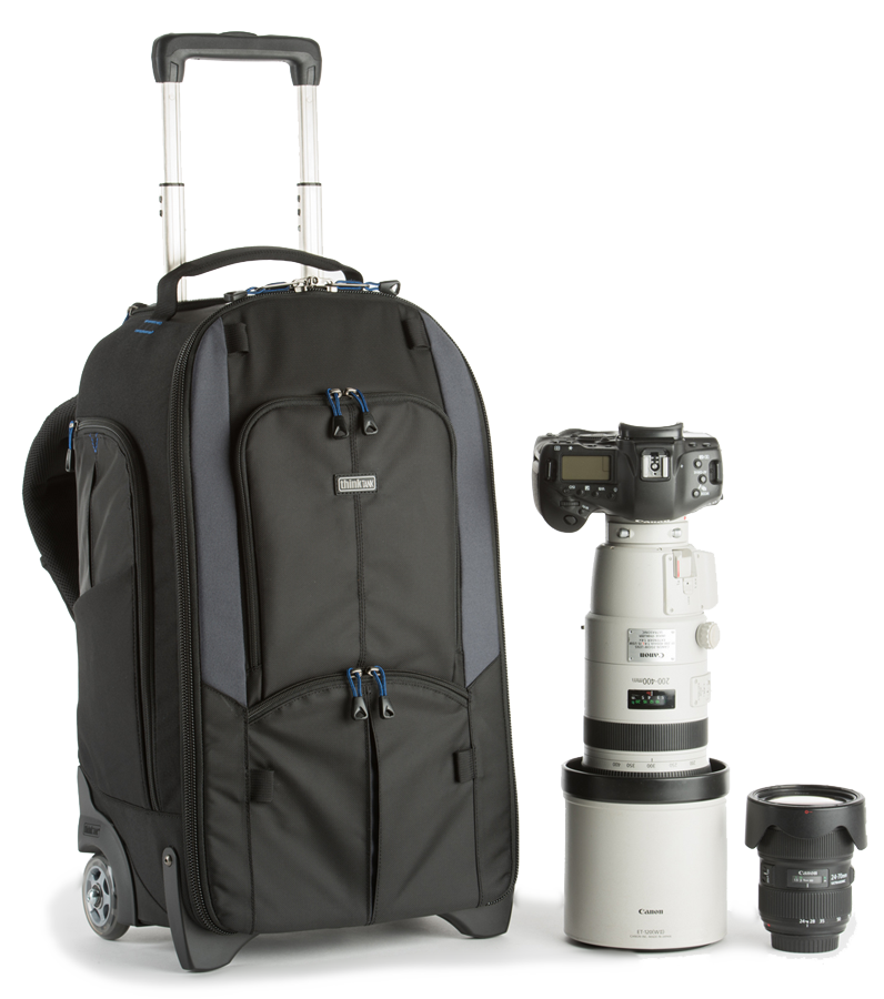 thinkTANK photo StreetWalker-Rolling Backpack V2