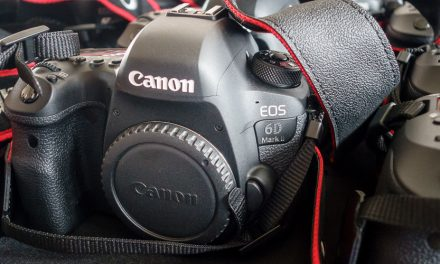 Canon EOS 6D Mark II: Erster Eindruck