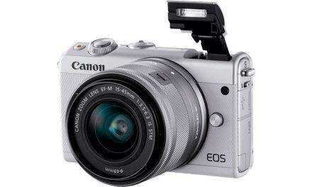 Canon präsentiert spiegellose EOS M100