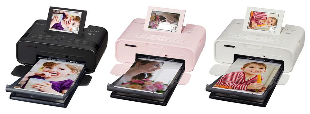 Canon bringt mobilen Fotodrucker Selphy CP1300