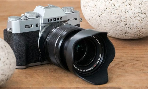Ausprobiert: Fujifilm X-T20