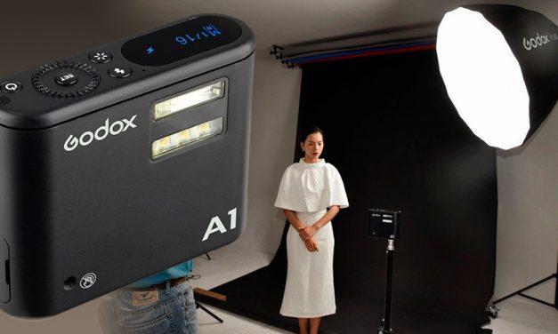 Smartphone-Blitz Godox A1: Erste Beispielfotos präsentiert