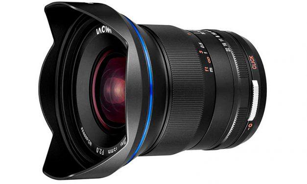 Venus Optics präsentiert Laowa 15mm f/2 FE Zero-D für Sony E