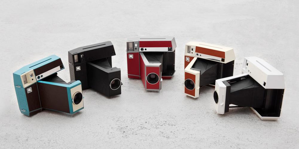 Neue Sofortbildkamera: Lomo Instant Square für das Fuji Instax Square Format