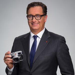 Matthias Harsch Neuer CEO Leica Camera AG