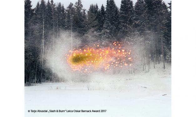 Terje Abusdal erhält Leica Oskar Barnack Award 2017