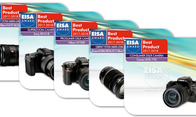 EISA Awards 2017–2018 vergeben