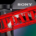 Sony veröffentlicht Firmware 2.00 für Alpha 9 II