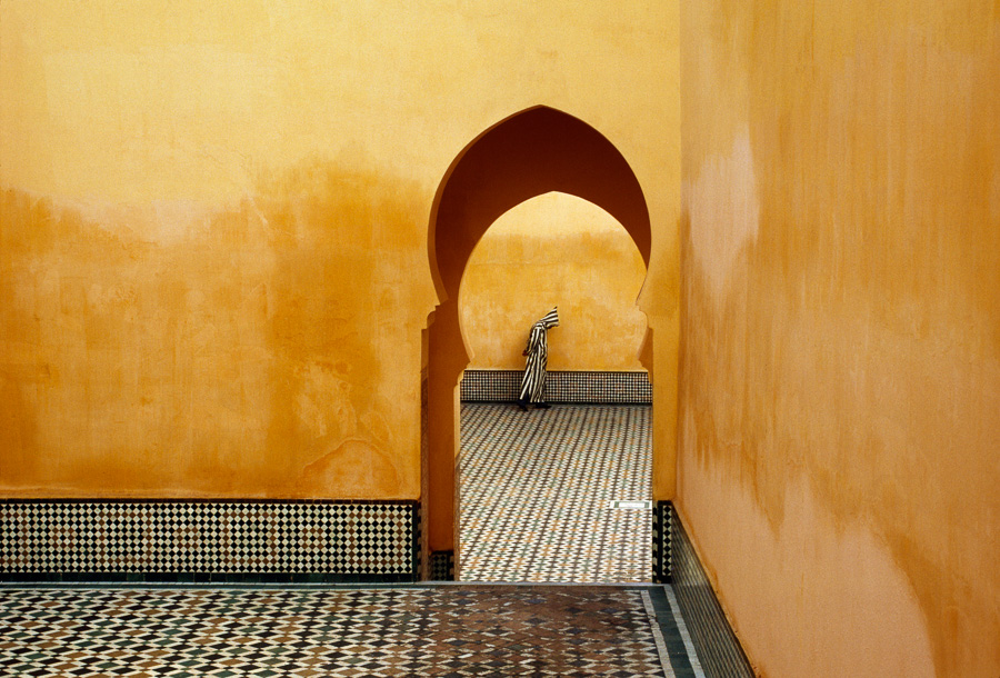 Bruno Barbey: Moulay Ismael Mausoleum, 1985