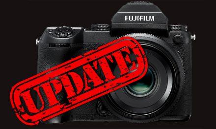 Fujifilm kündigt umfassendes Firmware-Update für GFX 50S an