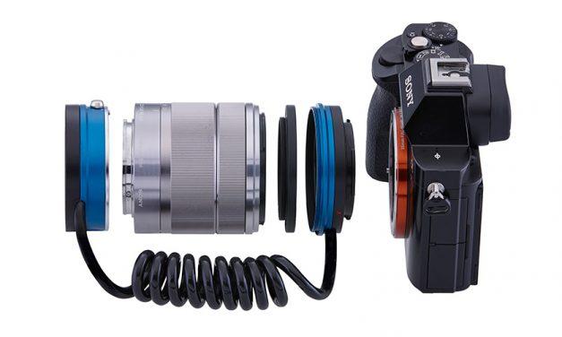 Novflex stellt Umkehradapter für Sony E-Mount vor