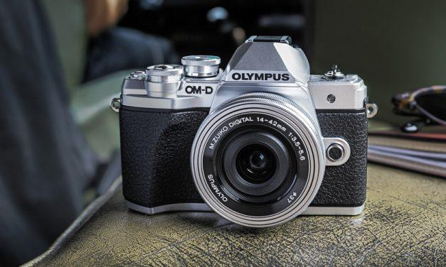 Olympus OM-D E-M10 III kurz ausprobiert