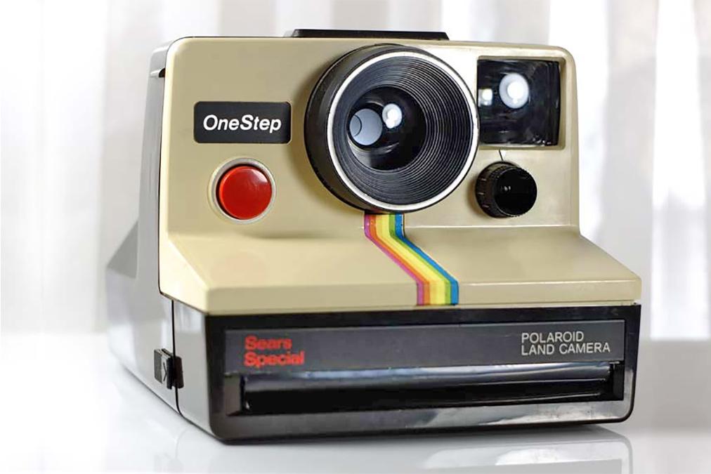 Polaroid OneStep original