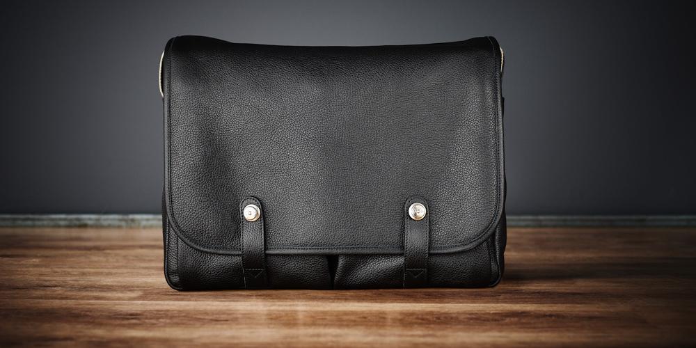 Neu von Oberwerth: Kameratasche und Messenger-Bag Richard