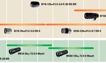 Neue Roadmap: Diese XF-Objektive plant Fujifilm für 2018