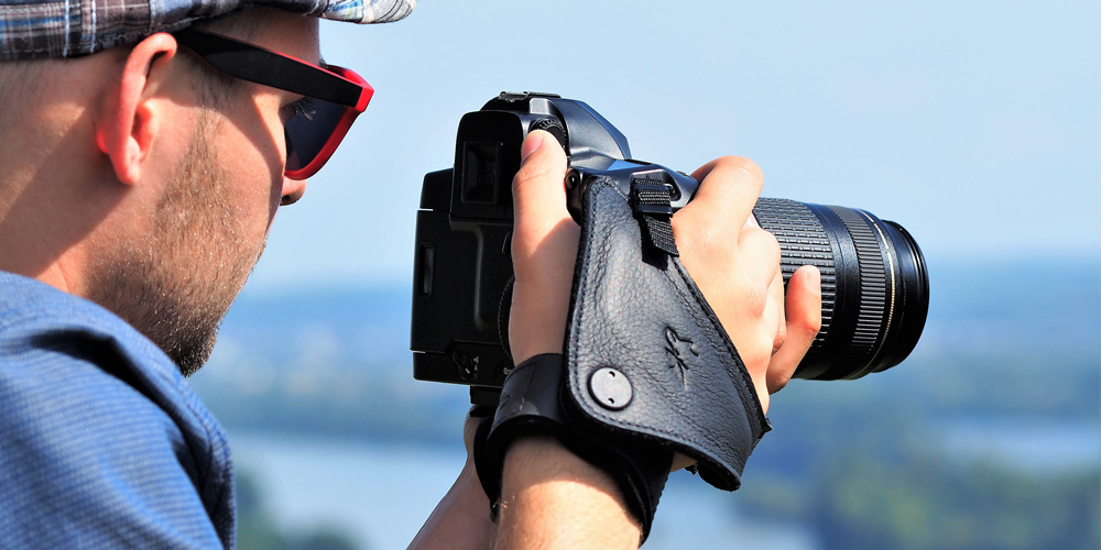 Eddycam stellt Handschlaufe Sling-3 vor