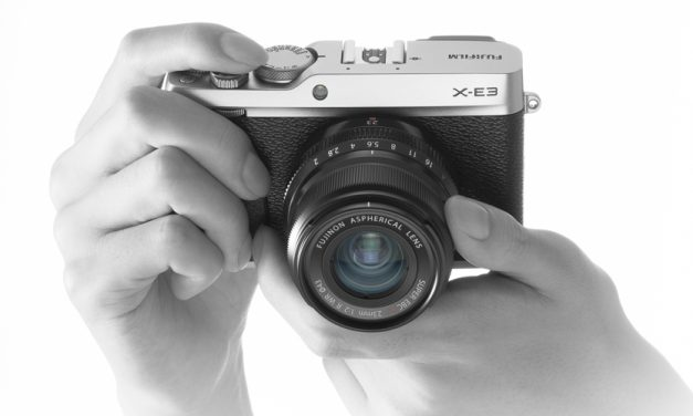 Fujifilm X-E3 ausprobiert und vorgestellt