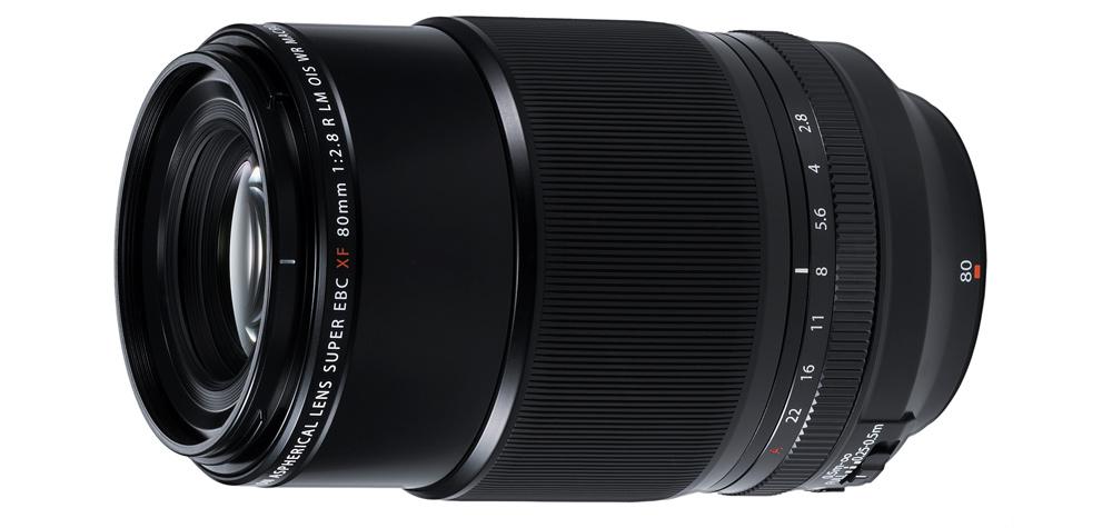 Fujifilm enthüllt Makro-Objektiv XF80mmF2.8 R LM OIS WR Macro