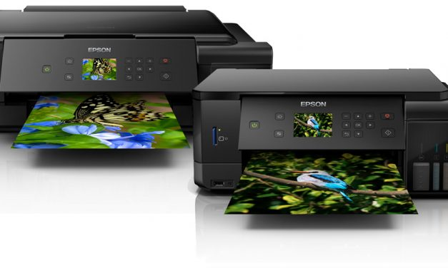 Epson: Neue EcoTank-Drucker mit Tinte für bis zu drei Jahre