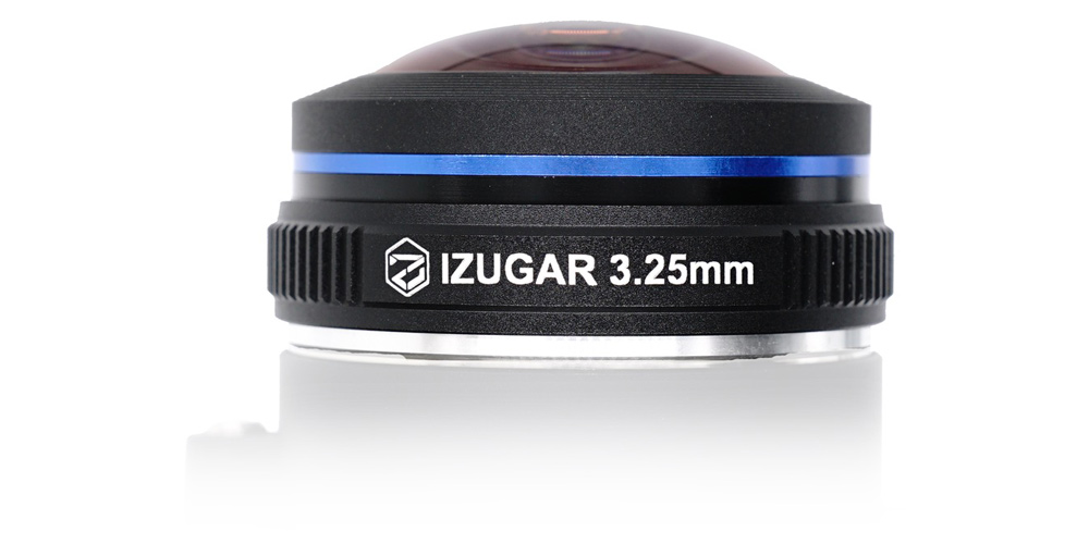 iZugar MKX22: Fisheye-Objektiv für Micro Four Thirds