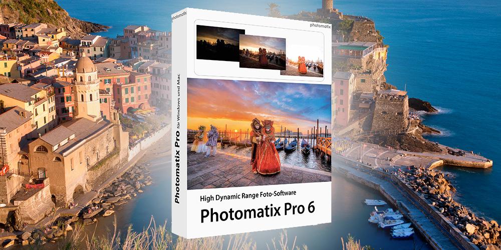 Jetzt auch auf Deutsch: Photomatix Pro 6 von HDRsoft