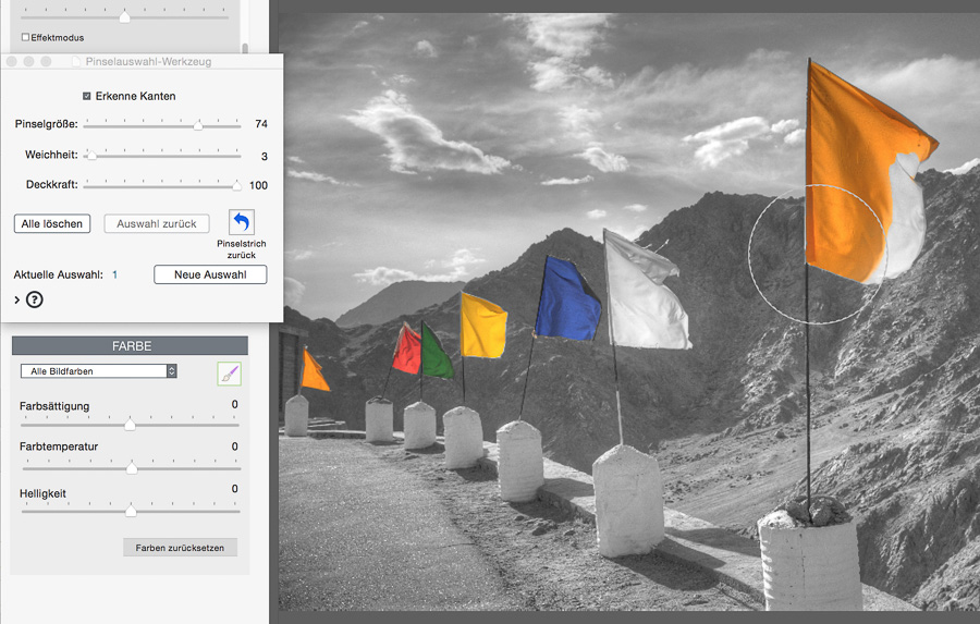 screenshot photomatix pro 6