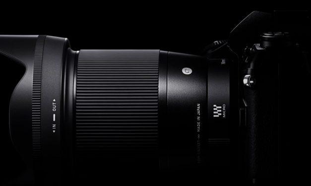 Sigma präsentiert 16mm F1.4 DC DN für MFT und Sony E