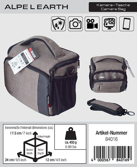 c4b5fcd602a1f Braun bringt preiswerte Fototaschen und Rucksäcke