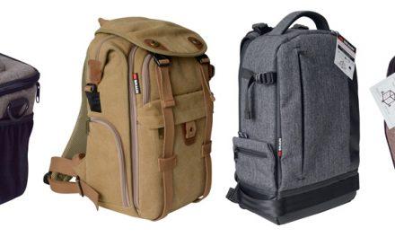 Braun bringt preiswerte Fototaschen und Rucksäcke