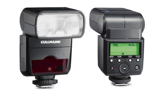 Neu von Cullmann: Blitzgerät CUlight FR 36