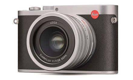 Leica Q jetzt auch in Silber erhältlich