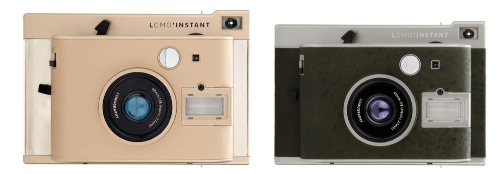 Neue Sofortbildkameras: Lomo'Instant Oxford und Lomo'Instant Yangon