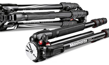 Neu von Manfrotto: Befree Advanced und 190go! M-Serie