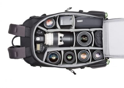 MindShift Gear BackLight 36L Canon Layout