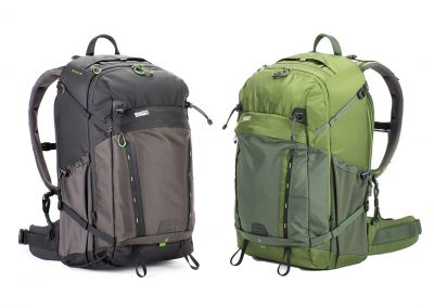 MindShift Gear BackLight 36L Charcoal und Woodland Green 01