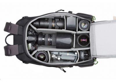 MindShift Gear BackLight 36L Nikon Layout