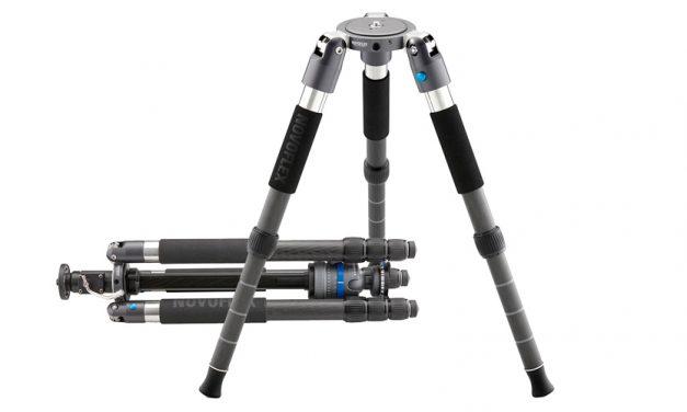 Stabil und modular: Profistativ TrioPod PRO75 von Novoflex