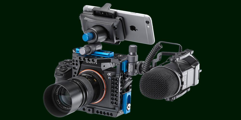Novoflex und Alpa setzen neuen Standard für Foto- und Videozubehör