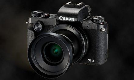 Kompaktkamera mit APS-C-Sensor: Canon präsentiert PowerShot G1 X Mark III