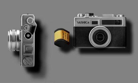 Yashica digiFilm Camera Y35: Die Digitalkamera, die keine sein will