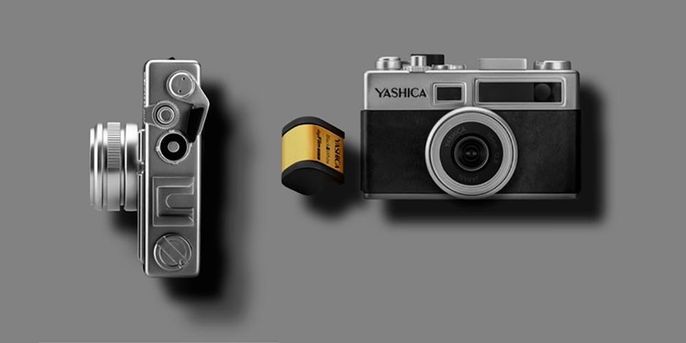 Yashica digiFilm Camera Y35 überzeugt auf Kickstarter und wird aufgewertet