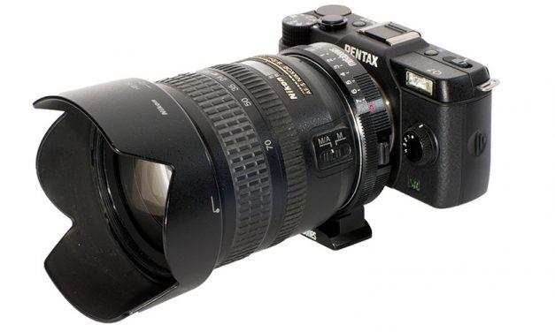 Schafft Lichtstärke F/0.67: Neuer Speed Booster von Metabones für Nikon-Objektive