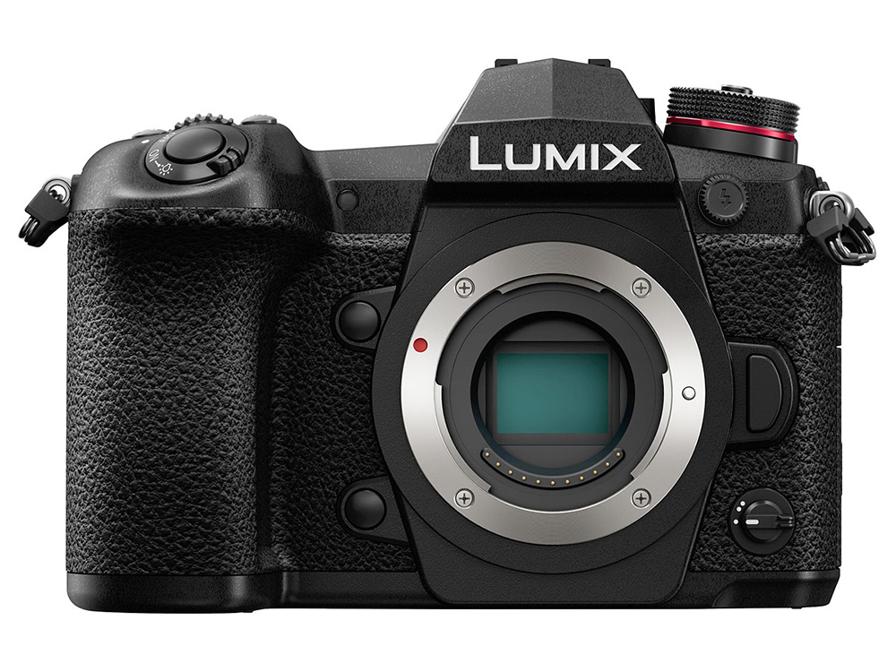 Lumix G9 Front Sensor