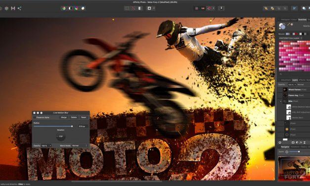 Affinity Photo 1.6 veröffentlicht