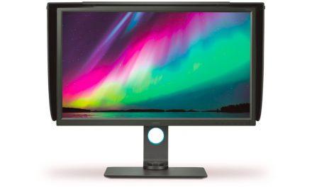 BenQ SW271: 4K-Monitor für Fotografen und Bildbearbeiter